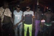 11 clandestins arrêtés